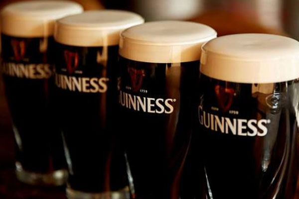 The best Guinness in town!